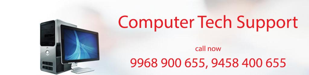 Computer Tech Support