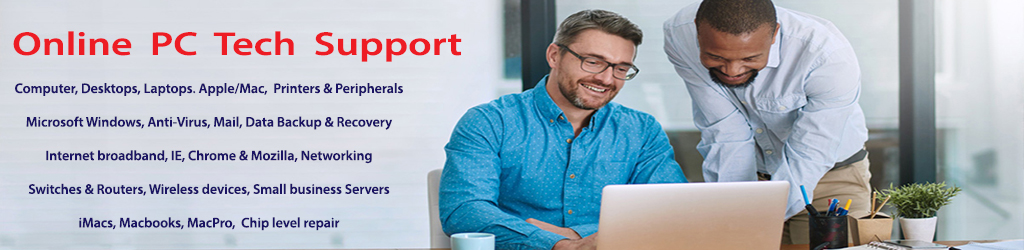 Online PC Tech Support