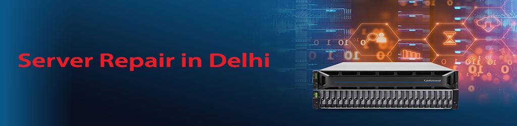 Server Repair in Delhi