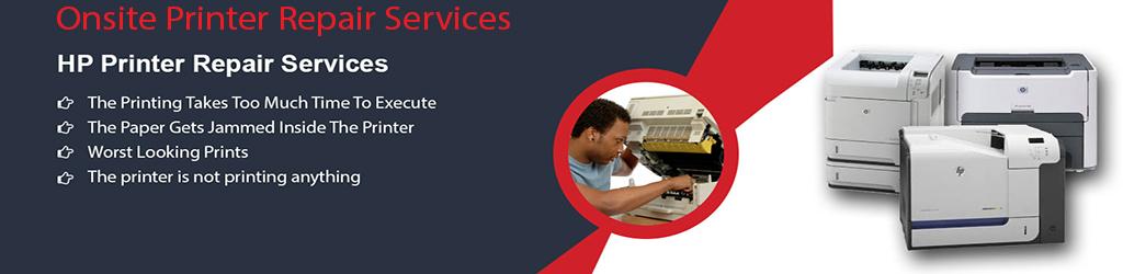 Onsite Printer Repair Services